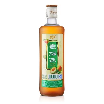 11°淘时光青梅酒490ml