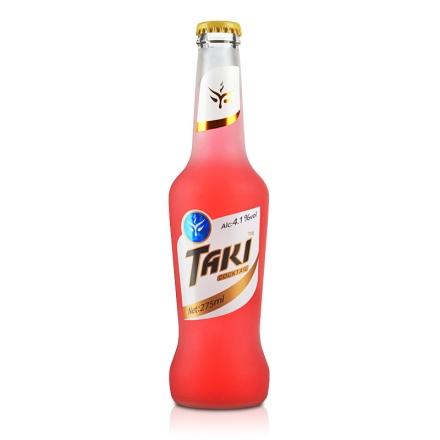 4.1°达奇TAKI草莓味伏特加鸡尾酒(预调酒)纯情装275ml(乐享)