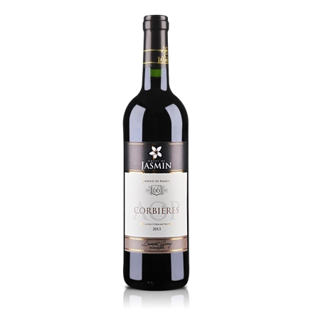法国AOP茉莉花 - 科比埃尔干红葡萄酒750ml
