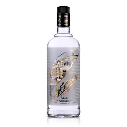 40º俄罗斯阿尔巴特精品伏特加750ml