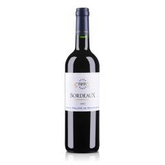 法国红酒菲利普罗思柴尔德男爵波尔多红葡萄酒750ml