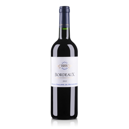 法国菲利普罗思柴尔德男爵波尔多红葡萄酒750ml