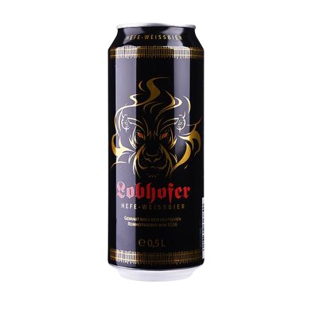 德国欢伯瑞狮小麦白啤酒500ml