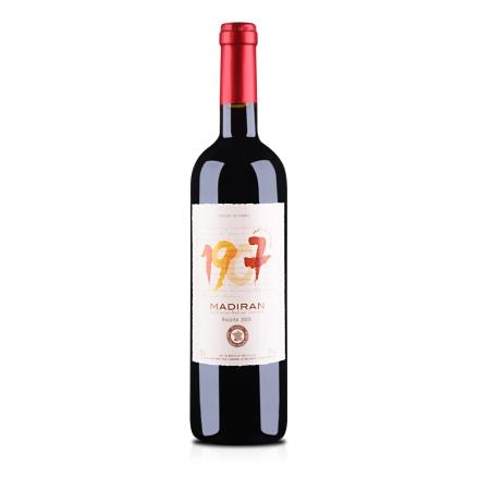 法国红酒原瓶进口AOC马蒂隆1907干红葡萄酒