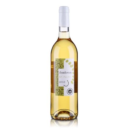【周末大清仓】法国奥克地区IGP霞多丽白葡萄酒 750ml