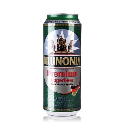德国埃丝伯爵清啤酒500ml