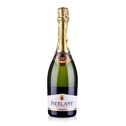 法国派瑞丽白中白半干型气泡酒750ml