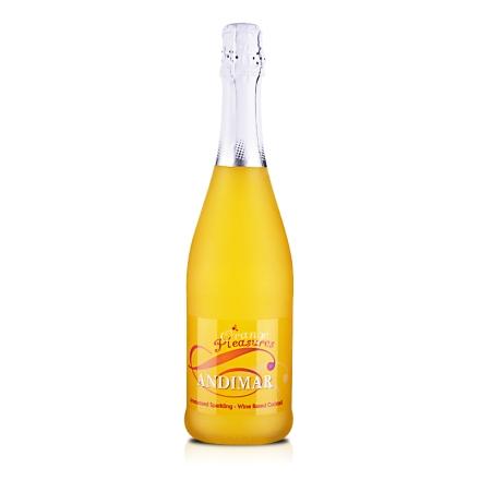【清仓】西班牙爱之湾香橙味甜起泡酒750ml