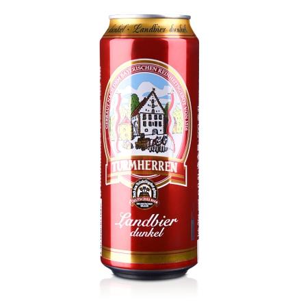 【清仓】德国凯撒托姆黑啤酒500ml