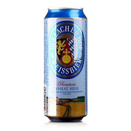 德国德拉克小麦啤酒500ml