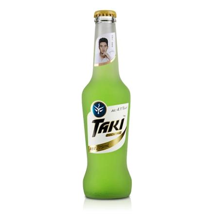 4.1°达奇TAKI青柠味伏特加鸡尾酒(预调酒)纯情装275ml