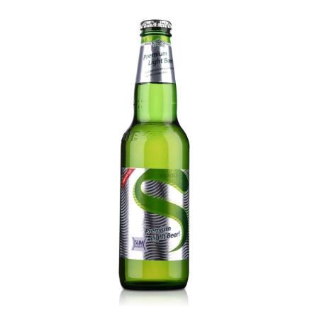 3.8°韩国海特超爽啤酒330ml