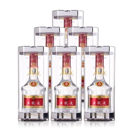 【316大促】52°五粮液500ml(6瓶装)