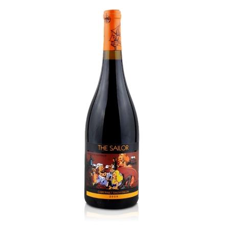【清仓】澳大利亚詹姆士水手卡本纳干红葡萄酒2009