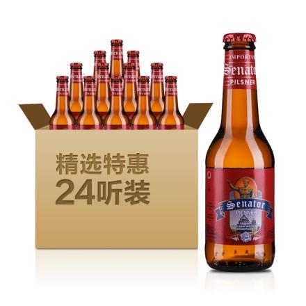 比利时尚图1842纪念版啤酒250ml(24瓶套装)