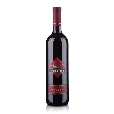 【清仓】澳大利亚888美乐干红葡萄酒750ml