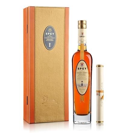 40.8°英国诗贝(SPEY)皇金精选单一纯麦苏格兰威士忌700ml