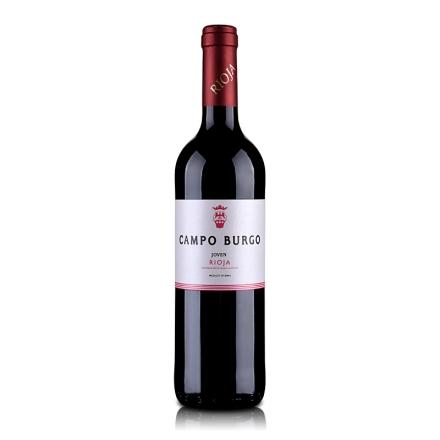 西班牙布尔格堡庄园红葡萄酒750ml