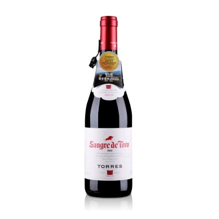 西班牙桃乐丝公牛血干红葡萄酒750ml
