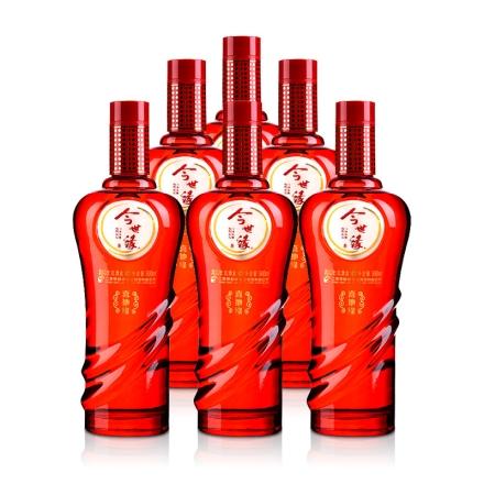 42°今世缘地缘500ml(裸瓶)(6瓶装)(乐享)