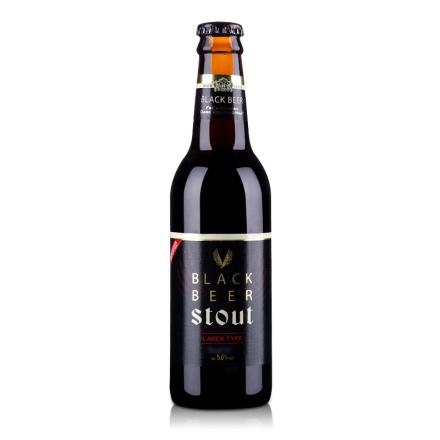 韩国5°海特黑啤酒Black Beer330ml