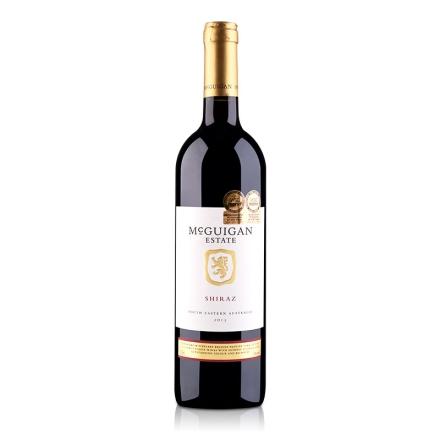 澳大利亚麦格根.庄园西拉红葡萄酒750ml
