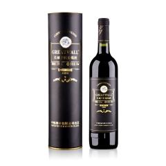 中国红酒长城华夏九四干红葡萄酒