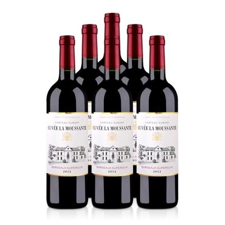 法国慕萨特庄园干红葡萄酒750ml(6瓶装)