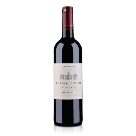 【清仓】法国红酒玛歌爱萨克庄园AOC级红葡萄酒750ml