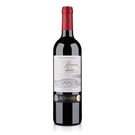 法国梅多克中级庄 李寇特庄园2009干红葡萄酒750ml