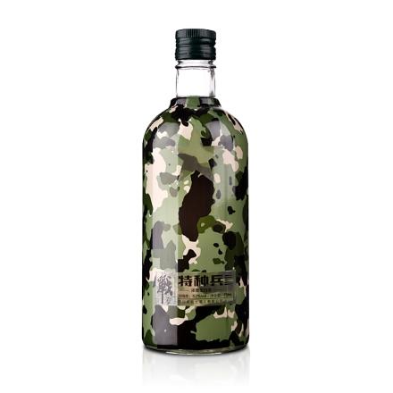 52°老战士战酒•特种兵750ml