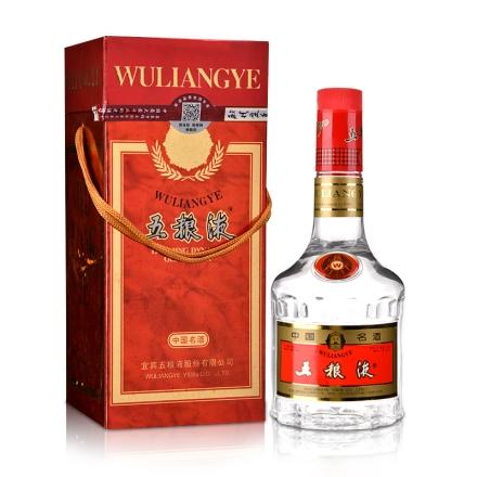 【老酒】39°五粮液500ml(2000年-2002年)