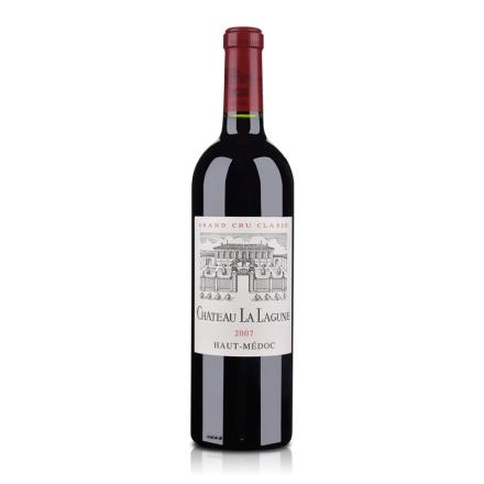 (列级庄·名庄正牌)法国拉拉贡酒庄2007干红葡萄酒750ml(又名:兰岗)