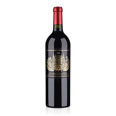 (列级庄·名庄正牌)法国帕玛古堡2007干红葡萄酒750ml(又名:宝马、帕美、宝玛)