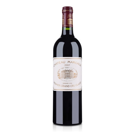 (列级庄·名庄正牌)法国玛歌古堡2007干红葡萄酒750ml