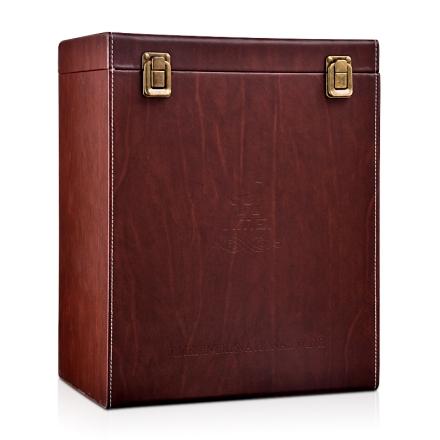 集美红酒包装盒皮盒六支装(乐享)