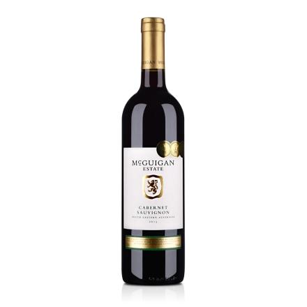 澳大利亚红酒麦格根.庄园赤霞珠红葡萄酒750ml