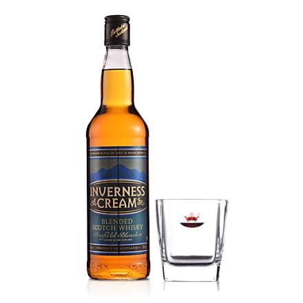 英国爱力士苏格兰威士忌700ml(搭配威士忌杯)