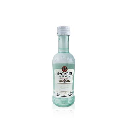 百加得白朗姆酒50ml(乐享)