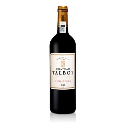 (列级庄·名庄·正牌)大宝酒庄2012干红葡萄酒750ml