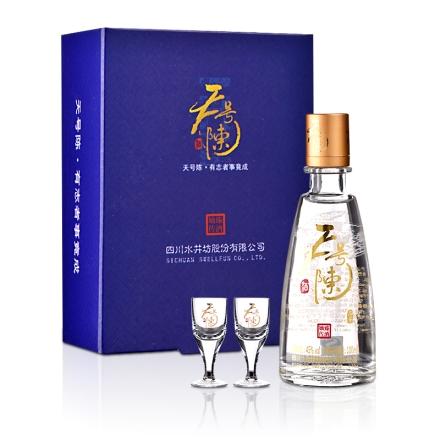 45°水井坊天号陈·小晶瓶礼盒100ml(乐享)