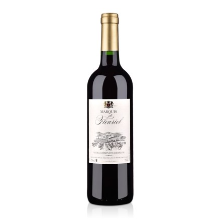 法国富乐男爵干红葡萄酒750ml