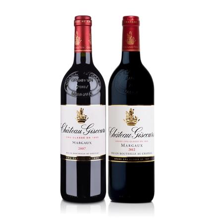 美人鱼酒庄2012干红葡萄酒750ml+法国美人鱼酒庄2007干红葡萄酒750ml