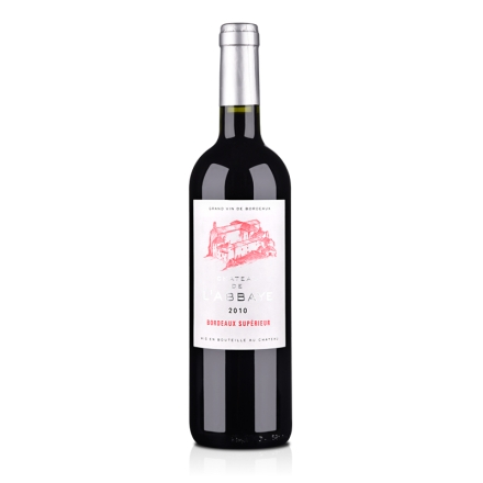 【清仓】法国奥巴耶庄园干红葡萄酒750ml