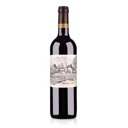 (列级庄·名庄正牌)法国杜霍庄园2007干红葡萄酒750ml(又名:杜维酒庄)