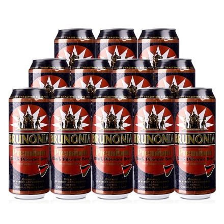 德国埃丝伯爵黑啤酒500ml(12瓶装)