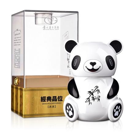 【清仓】52°茅台集团经典品位熊猫酒500ml