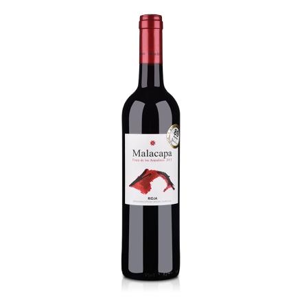 西班牙(原瓶进口)白鹭湖山脉干红葡萄酒750ml