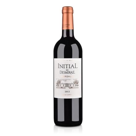 (列级庄·名庄·副牌)法国红酒法国狄士美酒庄副牌红葡萄酒750ml