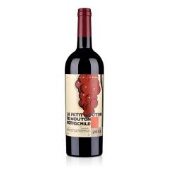 (列级庄·名庄·副牌)法国红酒木桐酒庄2012干红葡萄酒750ml (又名小木桐)